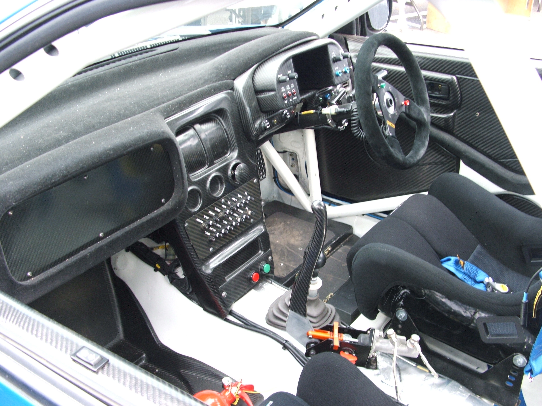 impreza 22b rally car interior. Black Bedroom Furniture Sets. Home Design Ideas